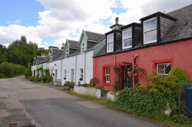 Bay View, Shore Road, Strachur
