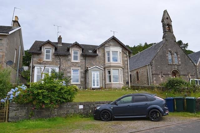 Rock Bank, Lower Villa, Shore Road, Tighnabruaich