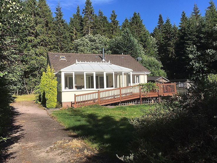 Sawmill Cottage,  Benmore, Dunoon