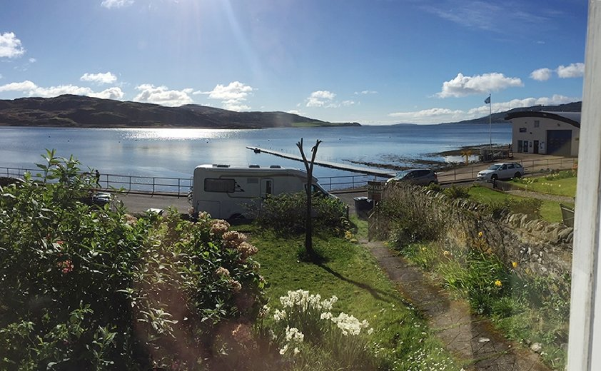Roselea,  Shore Road, Tighnabruaich