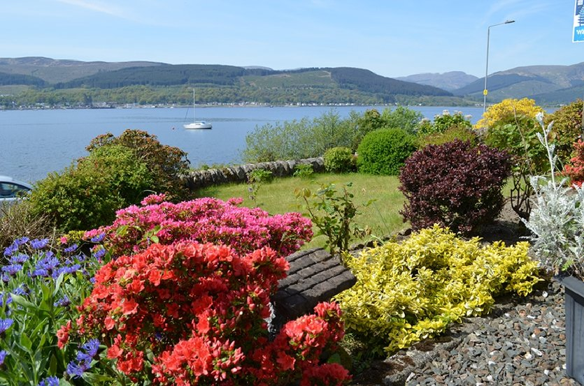 Rhumore, Shore Road, Kilmun