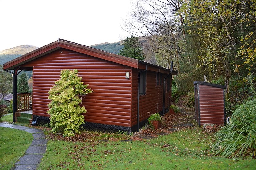 5 Whistlefield Lodges,  Loch Eck, Dunoon