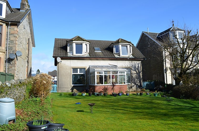 Duart,  59A Mary Street, Dunoon