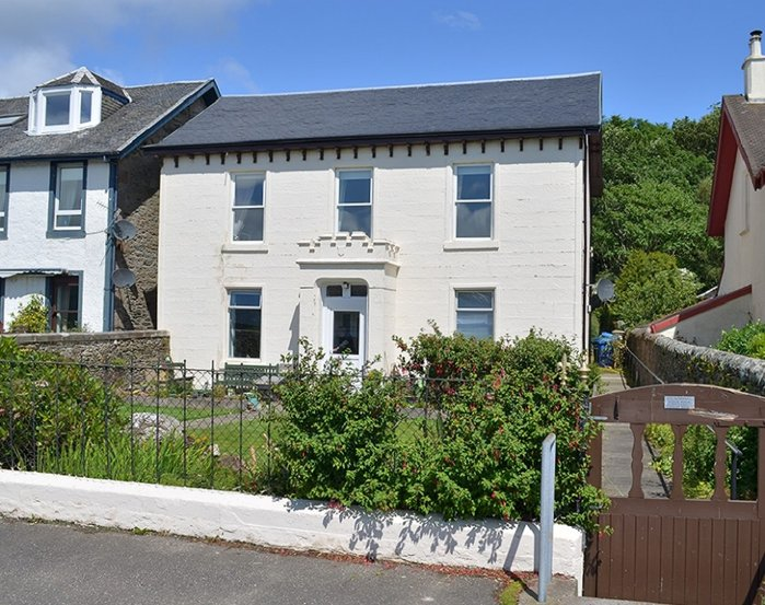 White Rock Villa,  Shore Road, Strone