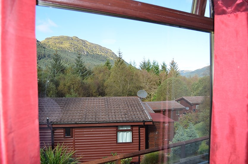 28 Whistlefield Lodges,  Loch Eck, Dunoon
