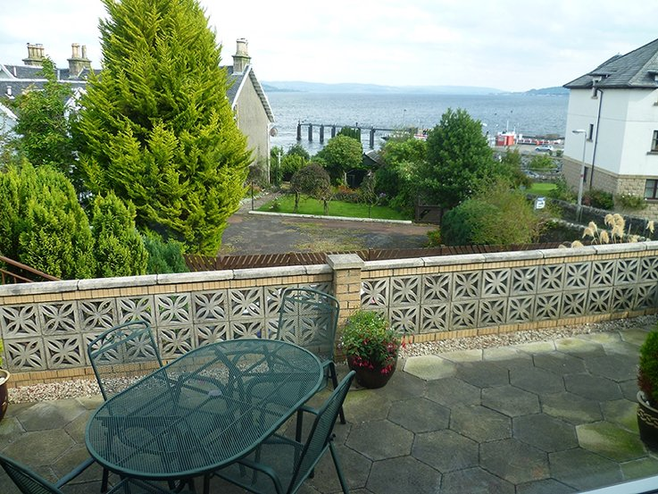 2 Cammesreinach Brae, Hunters quay, Dunoon