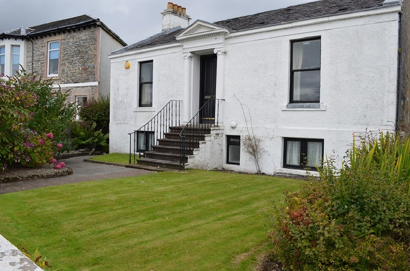 Clyde Cottage,  25 Alexandra Parade, Dunoon